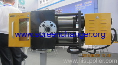Auto continuous screen changer FOR PLASTIC EXTRUDER