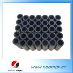 black ring NdFeB magnets