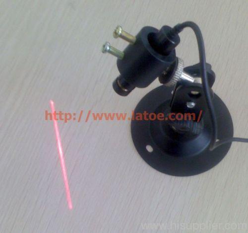 Red line laser module