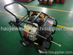 gasoline power car wash high pressure cleaner