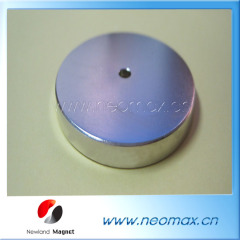 round neo magnets with holes wholesale