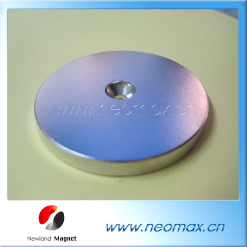 neodymium magnets with counter-sunk for sale