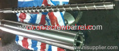 Haitian new design shot injection screw barrel