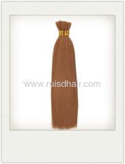 100% BRAZILIAN VIRGIN REMY HAIR BULK 100G