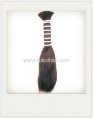 100% INDIAN REMY VIRGIN HAIR BULK 100G