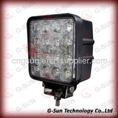 latest style 48w Vechile led work light