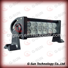 Wide voltage inputting 36w led light bar