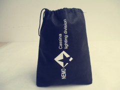 Promotion drawstring shoe bags