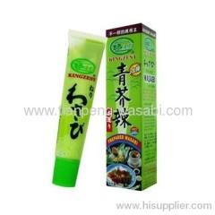Competive Price OEM Brand Wasabi Paste