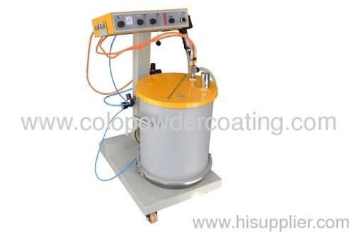 equipo para recubrimiento Colo-500-PGC1