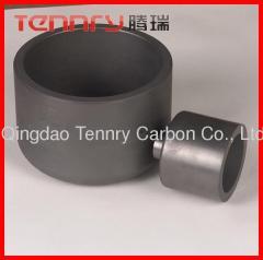 High Pure Metals Melting Graphite Crucible