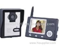Wireless Video Door Phone 1v1(DF3501)