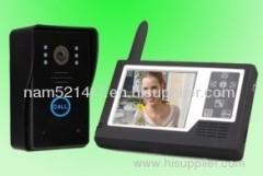 Wireless Video intercom system1v1(DF359MJ11)