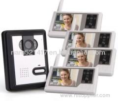 Wireless Video Door Phone (DF359mA14)