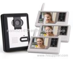 Wireless Video Door Phone (359mA13)