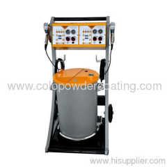 equipamentos para pintura eletrostatica