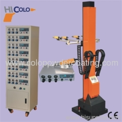 Industrial Automatic Powder Coating Systems