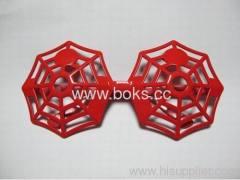 2013 novel plastic glasses with fresh design