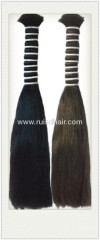 100% VIRGIN HUMAN HAIR BULK INDIAN BULK HAIR
