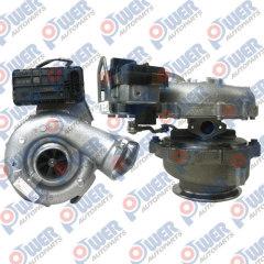 6G9Q6K682AC 6G9Q-6K682-AC 1434433 Turbo Charger for TRANSIT