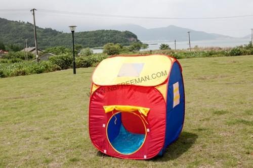 children pop up tent