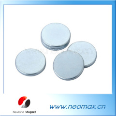 Zinc coating Neodymium Magnets