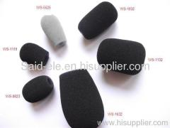 Microphone windscreens microphone covers