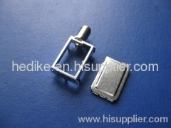 Connector with shieing for set top box &tv