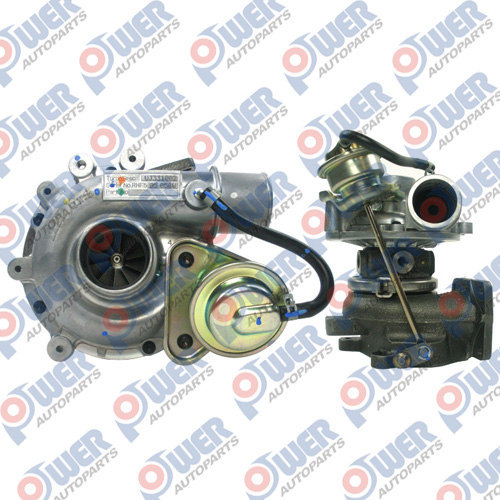 Xn349g348ab Wl8413700a Wl8413700b Turbo Charger For