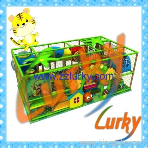 amusement equipment indoor playground