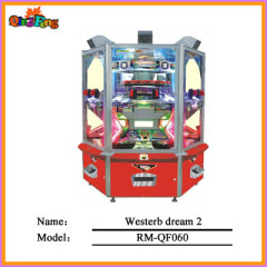 Western dream 2,RM-QF060,lottery game machine
