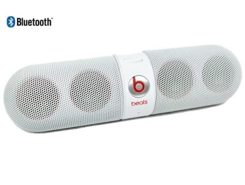 Beats Pill Portable Speaker White