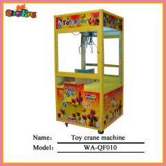 Toy crane game machine WA-QF010