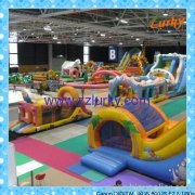 Zhengzhou Lurky Amusement Equipment Co., Ltd.