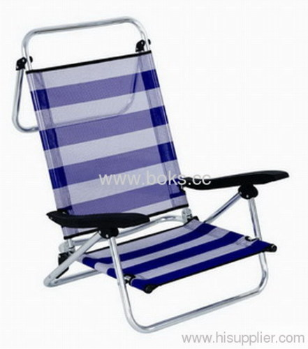 plastic folding beach chair