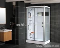 luxury square shower box