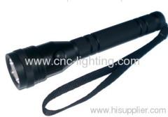 Waterproof Aluminium LED Flashlight