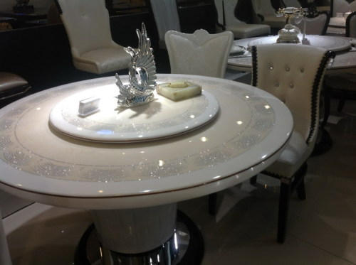 rectangle  person marble dining table furniture t: round white marble dining table