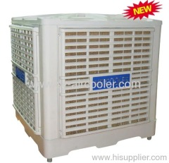 3 kw three phase 380V industrial evaporative air cooler