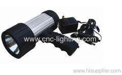 1 Million candlepower halogen bulb LED spotlight