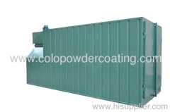 frame powder coating equipment sale