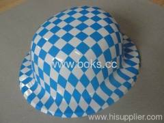 2013 Plastic hat for good quality Smile party pvc hats