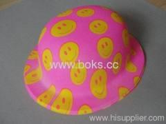 2013 cheap promotion plastic hat