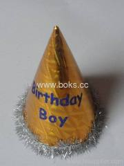 2013 hotsale paper party hat