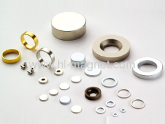 Rare earth sintered NdFeB magnet