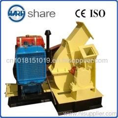 disc chipper crusher machine