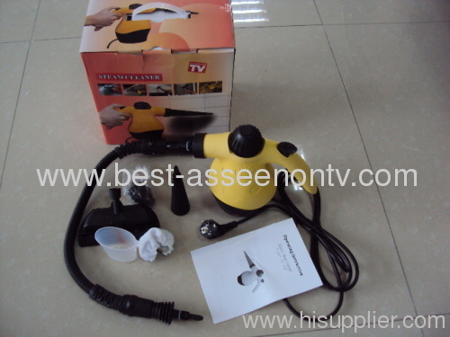 new design STEAM CLEANER as seen on tv