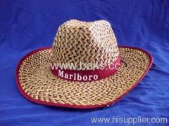 2013 cowboy straw party hats