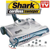 CORDLESS SWEEPER as seen on tv