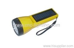 rechargeable LED flashlight with 7LEDs
